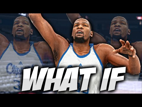 What If Kevin Durant JOINS Los Angeles CLIPPERS!
