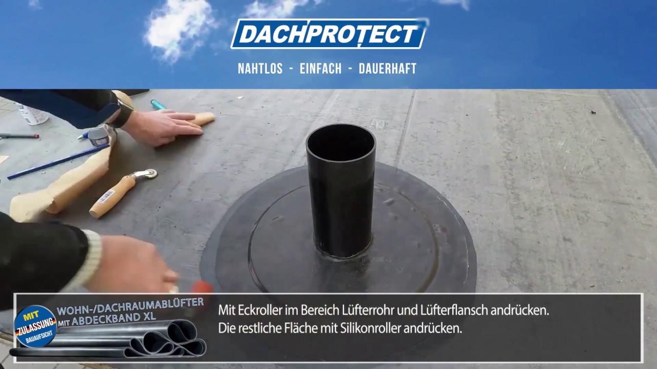 Dachprotect Es Epdm I Klober Flavent Lufter Abdichtung Mit