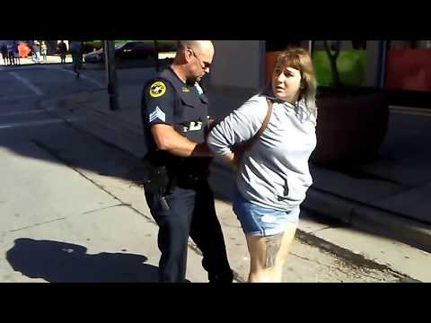 Anarchists Clash With Milwaukee Police Dept. Get Arrested.