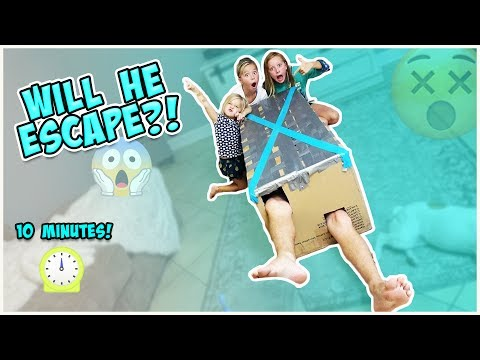 Thumbnail: TERRA DUCT TAPES JESSE INSIDE OF A BOX! WILL HE ESCAPE?! TERRIFYING EXPERIENCE