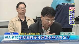 20190918中天新聞 遭控查大港開唱水表 議員提證據打臉