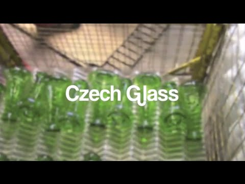 Czech Glass Factory Tour