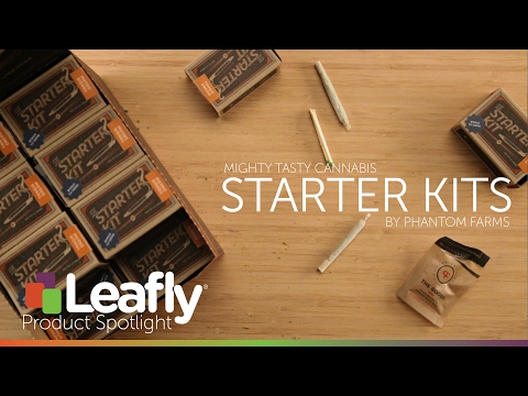 The Starter Kit by Phantom Farms – Product Spotlight