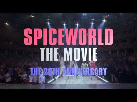 'Spiceworld: The Movie' 20th Anniversary - UK Cinema Screeni