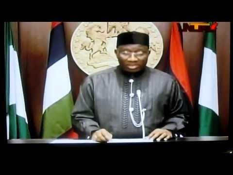 Power to the PEOPLE:President Goodluck E Jonathan's Fuel subsidy removal address 2