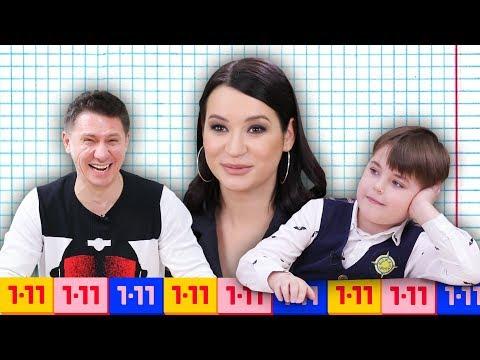 Кто умнее - Тимур Батрутдинов или школьники? Шоу Иды Галич 1-11