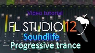 3 Урок  FL Studio Пишем трек Progressive trance Создание мелодии Пишем Pad и Lead