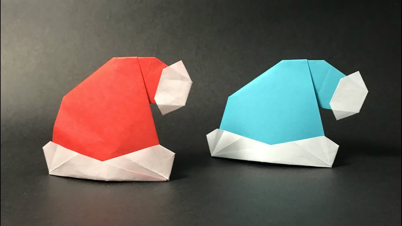10 Christmas Origami Decorations 17