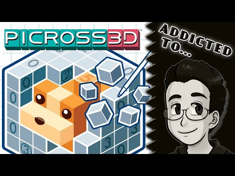 ADDICTED TO... Picross 3D - BGR!