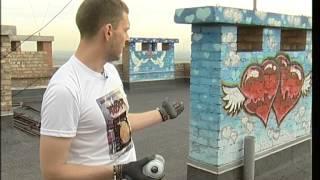 Граффити на заказ! Программа НЭП 7 канал(, 2014-07-01T04:12:53.000Z)