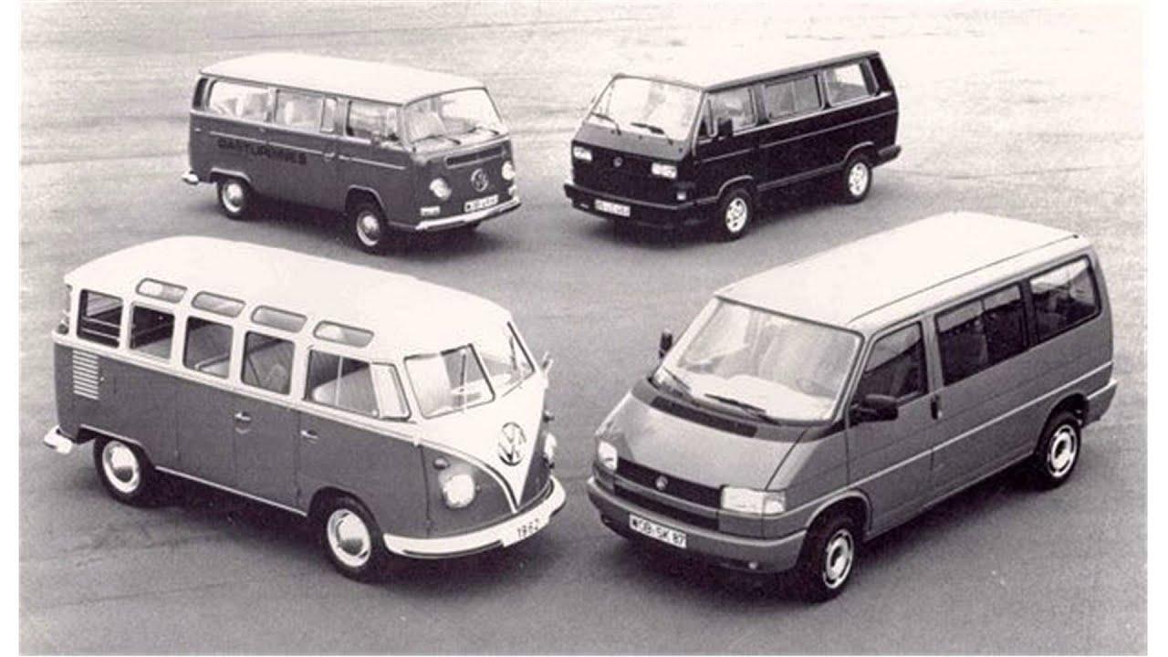 History Of Volkswagon The Wagon