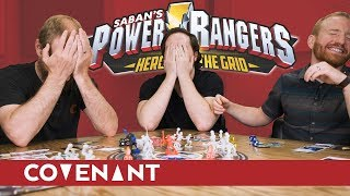 Playing Power Rangers: Heroes of the Grid | First Play \u0026 Tutorial!