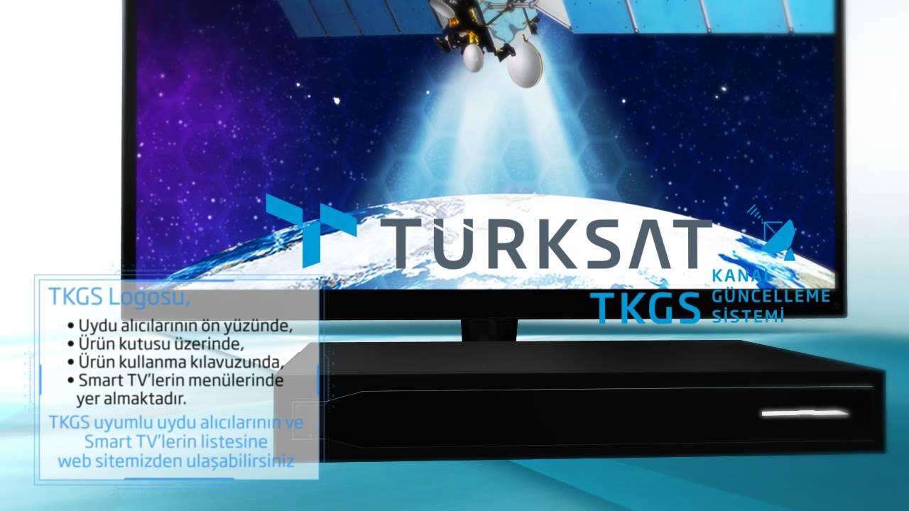 Turksat Channel Update System (TKGS) | Türksat Uydu Haberleşme Kablo