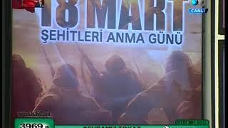 KANAL 60 TURHAN ÇAKIR İLE (SEVDAMIZ TOKAT) 18.03.2018