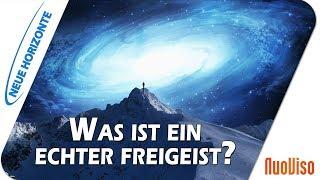 Was ist ein echter Freigeist?  - Bruno Würtenberger
