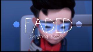 Gambar cover AMV Ejen Ali - Faded (restrung) Nightcore