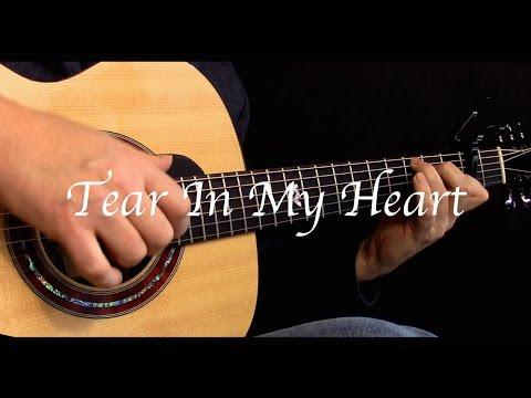 Twenty One Pilots - Tear In My Heart - Fingerstyle Guitar