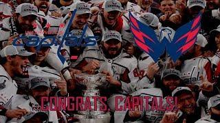 Congrats, Capitals!
