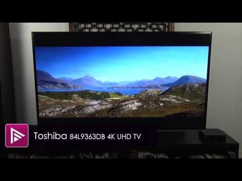 Toshiba 84L9363DB 4K Ultra HD TV Review