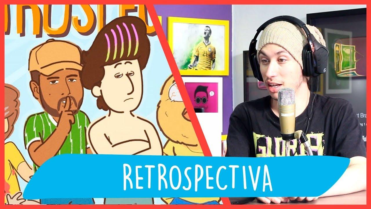 REACT RETROSPECTIVA ANIMADA 2018 - Canal Nostalgia