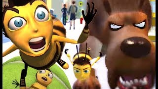 Bee Movie Game All Chases (PS2, Wii, X360, PC)