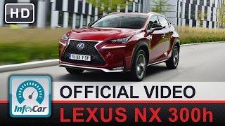 Lexus NX - официальный промо-ролик