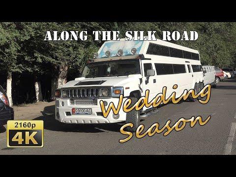 Wedding Season in Osh - Kyrgyzstan 4K Travel Channel