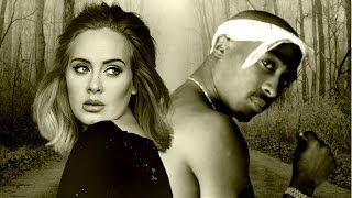 Adele & 2Pac - Hello (New Song 2016)