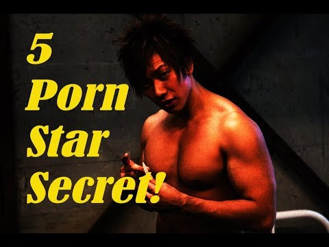 Pornstar stamina secrets free