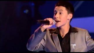 """Ryan canta """"Manos pa arriba"""" en """"La Voz Kids"""""""