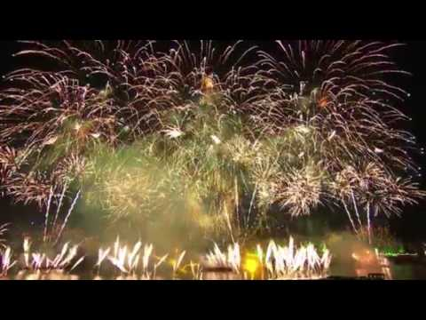 Top 5 biggest firework displays in the world