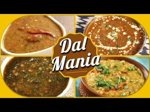 Dal Recipes For Rice/Chapati - Indian Lentil Curry - Dal Fry Recipe In Hindi By Seema -Swaad Anusaar