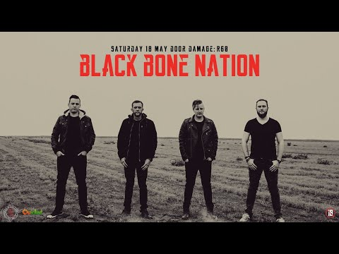 Black Bone Nation - Live at Railways Cafe