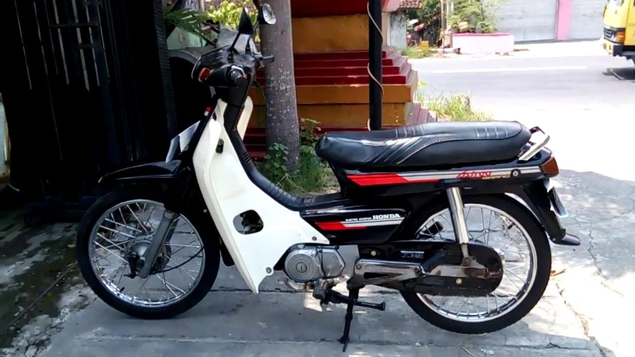 Modifikasi Motor Honda Grand 92 Terbaik