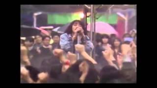 伝説の1986年早稲田祭でのシークレット・ライブの模様をFM放送の「日清...