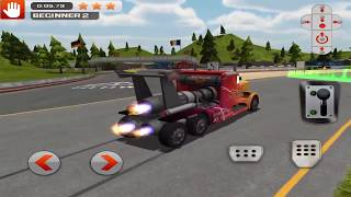 Top Jet Trucker Parking Simulator #s Car Parking Simulator 3D Games iOS/Android GamePlay FHD #1