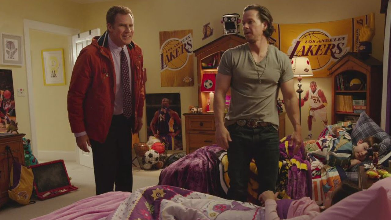 Will Ferrell and Mark Wahlberg battle for their kids' affections in Daddy's Home