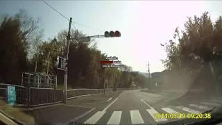 京都府道25号線 亀岡園部線