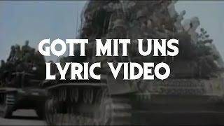 Sabaton - Gott Mit Uns [Lyric Video]