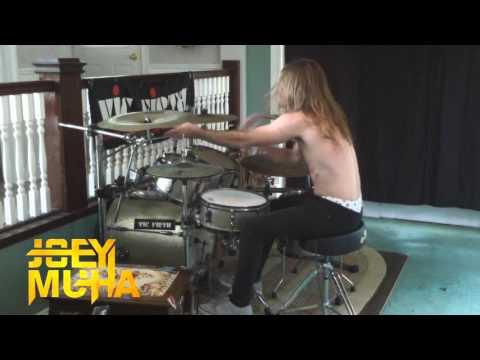 iPhone Ringtone Drumming!! - JOEY MUHA
