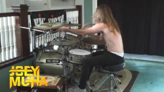 iPhone Ringtone Drumming!! - JOEY MUHA