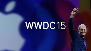 WWDC 2015: iOS 9, OS X 10.11, watchOS 2 и Apple Music