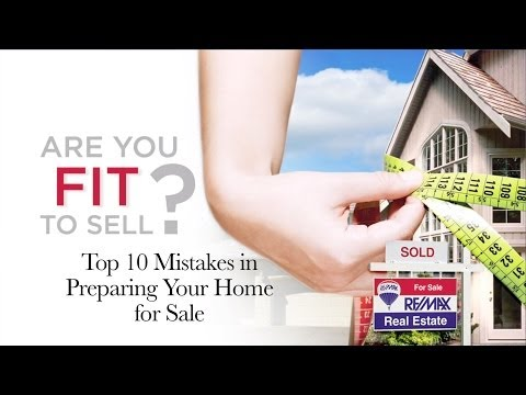 REMAX Fit To Sell - Prepare Your Home For Sale