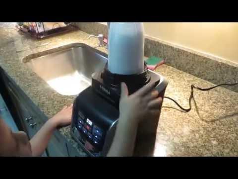 Cleaning the Nutri Ninja Blender Duo