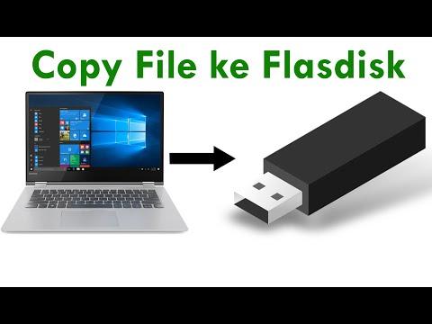 Kamu yang sedang mencari Cara Menyimpan Data ke Flashdisk, mungkin video inilah yang paling tepat bu.