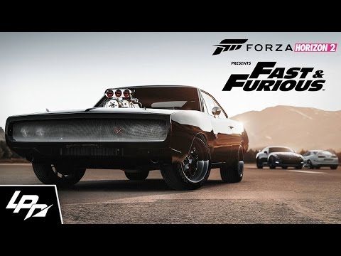 Forza Horizon 2 presents FAST & FURIOUS Part 1 - Der Job (FullHD) / Lets Play Fast & Furious DLC