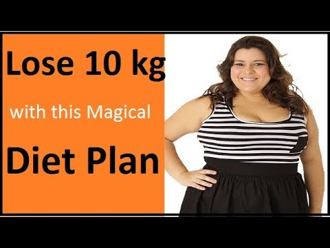 HOW TO LOSE WEIGHT FAST 10Kg in 60 Days – Vegetarian Diet Plan by Vikas Singh