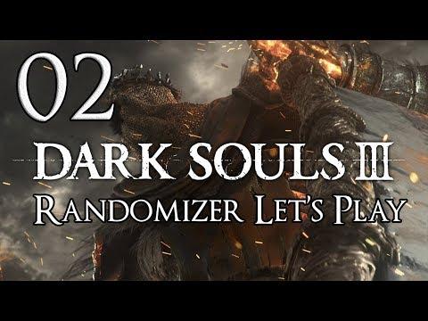 Dark Souls 3 - Randomizer Let's Play Part 2: RNJesus Loves Strength Builds