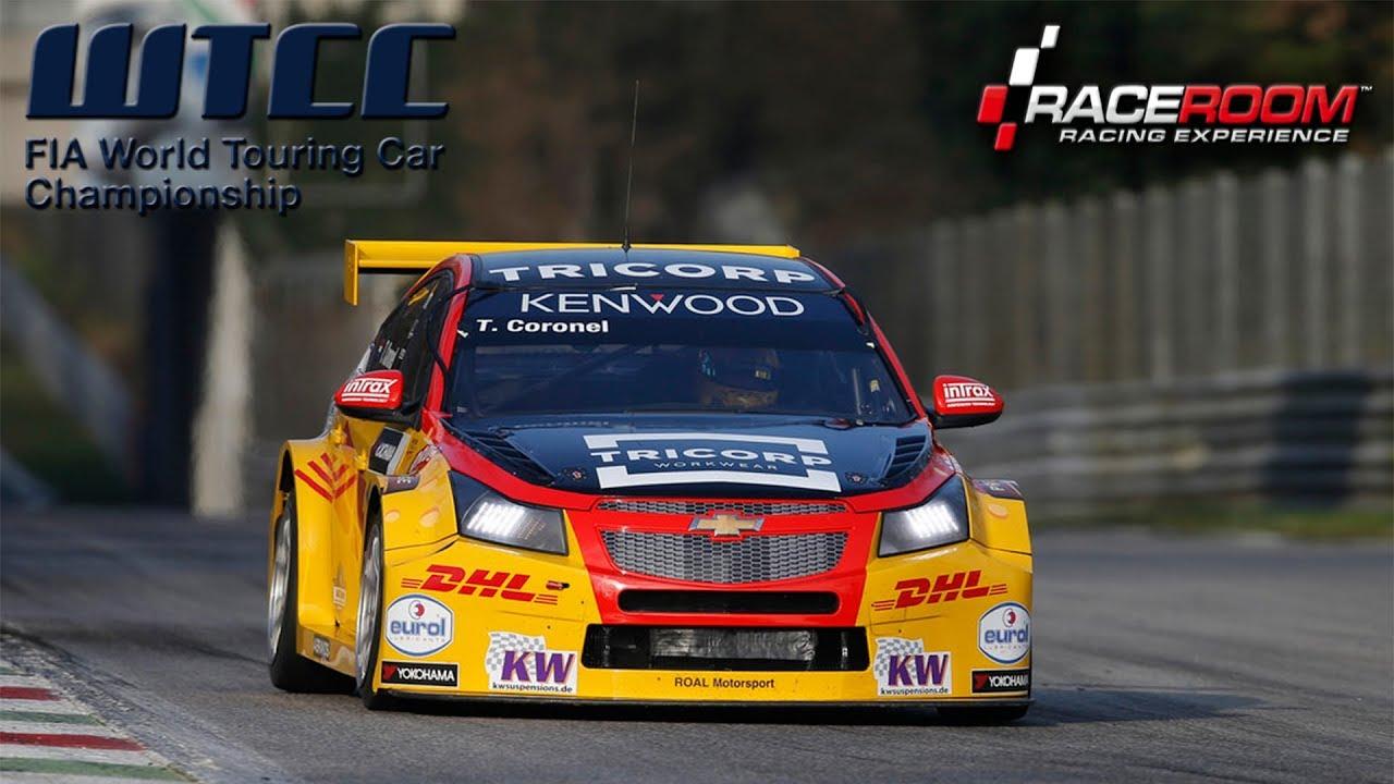 Aceleramos O Chevrolet Cruze Wtcc 2017 Brands Hatch Raceroom