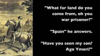 Polyphonic Music of Epirus: Ago Ymer Ago...
